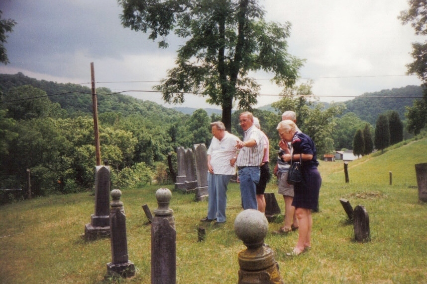 Hatfield Cemetery, Cabell County, WV
