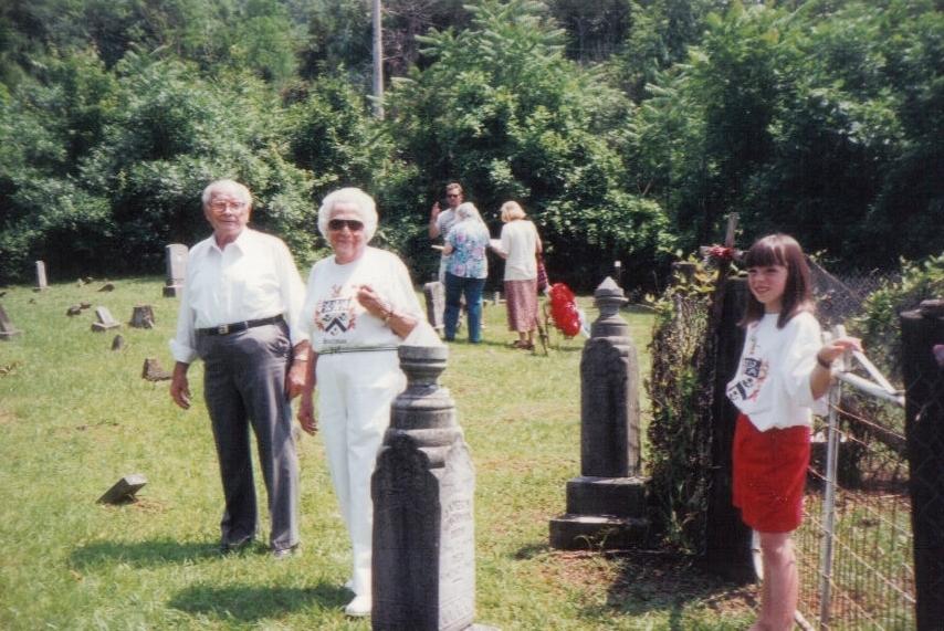 Hinchman Cemetery, Logan, WV.