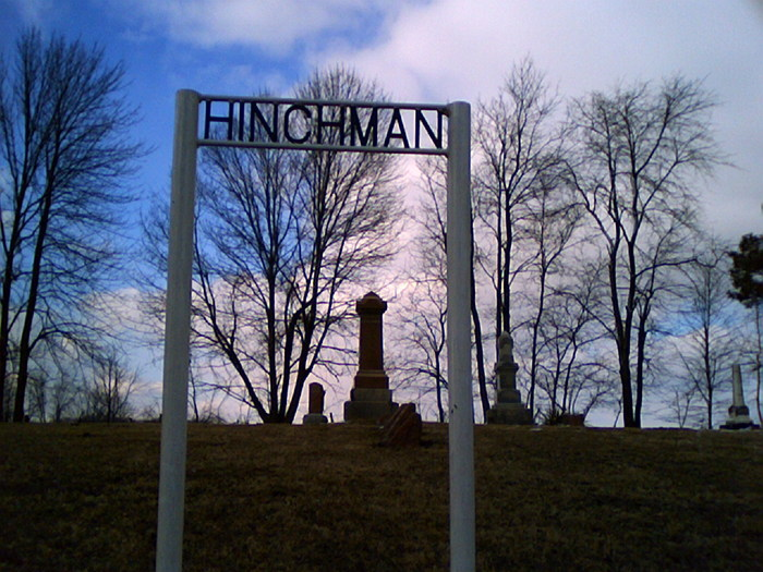 Hinchman Cemetery, Submitted by Rob Hughes 2009