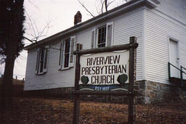 Riverview Church, Monroe County, WV