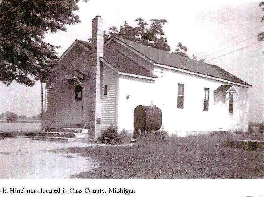 Old-Hinchman-School,-Silvercreek,-Cass,-MI.--John-K.-Hinchman-donated-property,-pic-submitted-by-Sharon-Risner