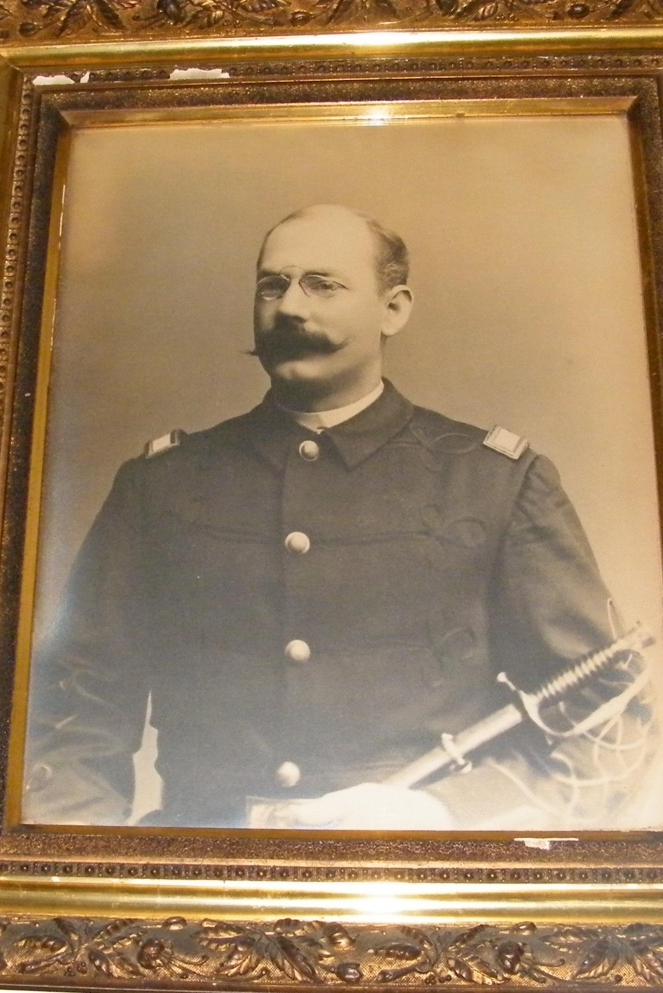 Dr. John Henry Hinchman