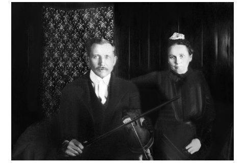 Rufus and Permelia Hinchman