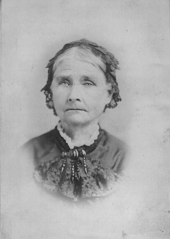 Susanna Riggins Hinchman 1808-1887