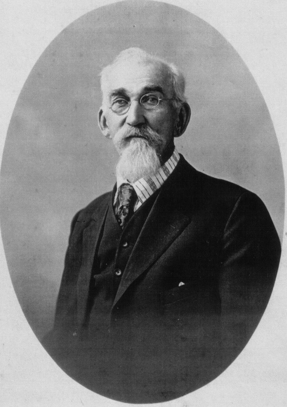Wesley Hinchman 1845-1936 Cabell County, WV