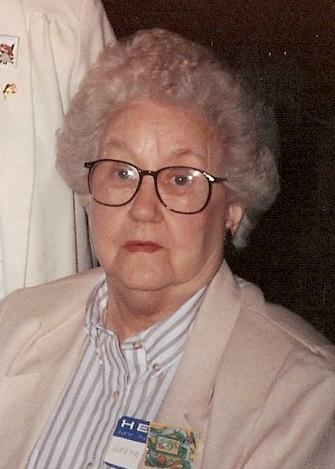 Laura Caryl Hinchman 1919-2014