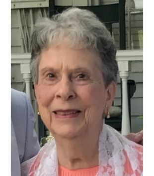 Grace Hinchman 1928 - 2018