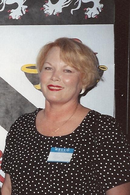 Helen Salmons Ferguson 1944-2001