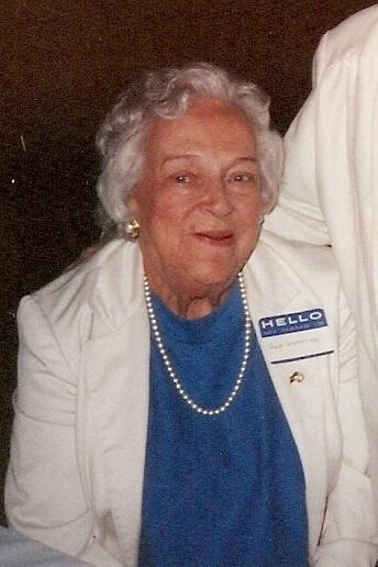 Gaie Gardner Hinchman 1908-2001