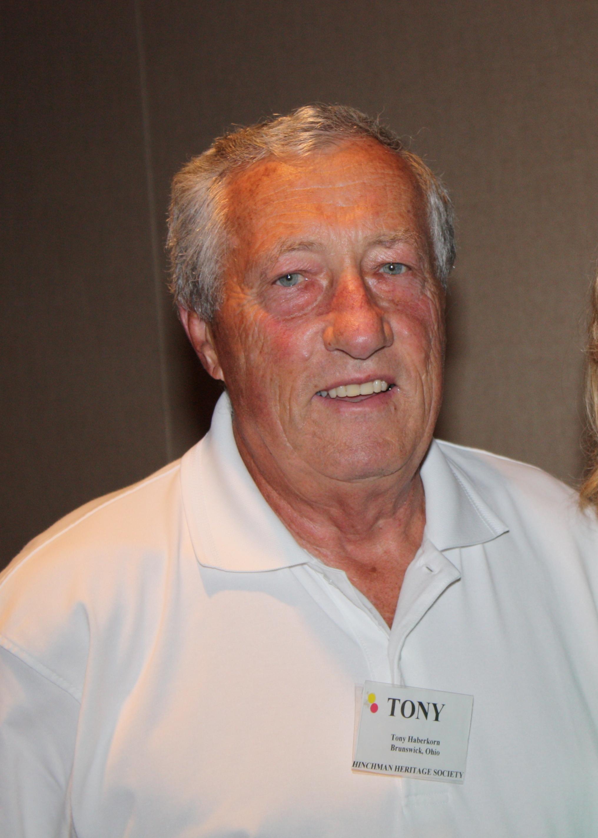 Tony Haberkorn 1939-2013