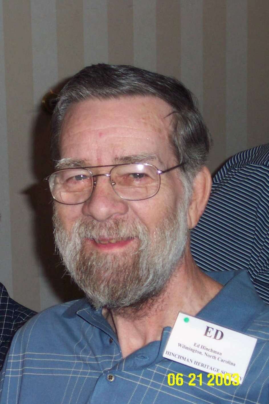 Edward R. Hinchman 1933-2007