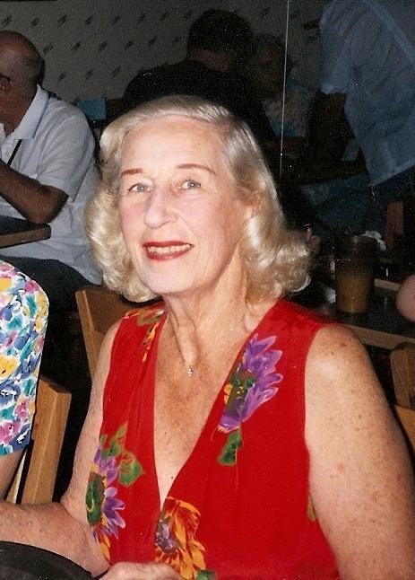Eve Alwyn Exton Hinchman 1914-2005