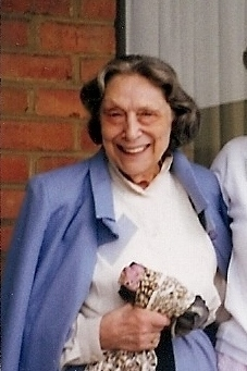 Nadine Lee Hinchman 1926-2001