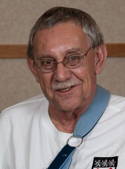 Norman Hinchman 1941-2012