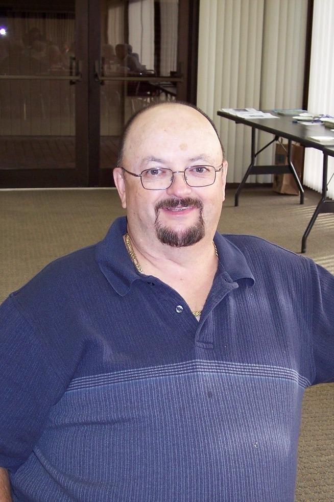 Randall Hinchman 1947-2008