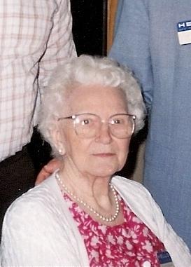 Sylbia Hinchman 1908-2001