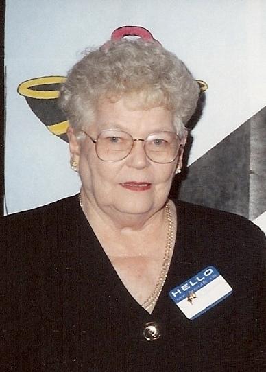 Vera Salmons 1923-2013