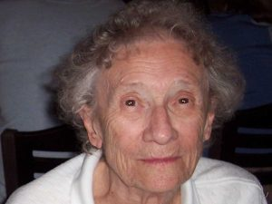 Passing of Charlotte Oselador