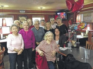 Esther Hinchman Celebrates 101st Birthday