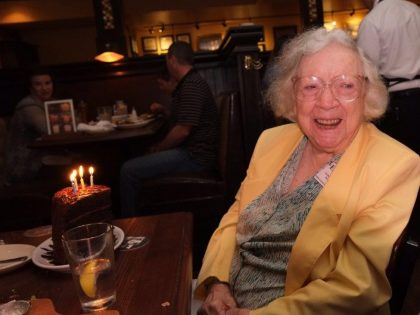 Esther Hinchman Turns 102!