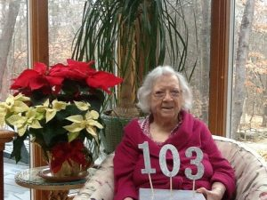 Esther Turns 103!